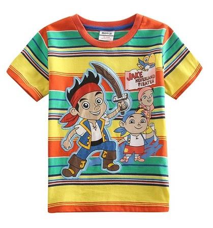 Printed Baby T-Shirts