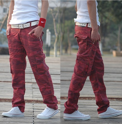 Red Army Cargo Jean for Men