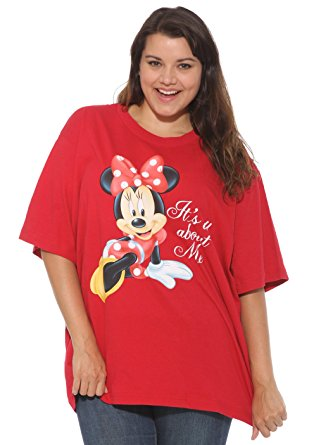 Red Funky T-Shirts for Females