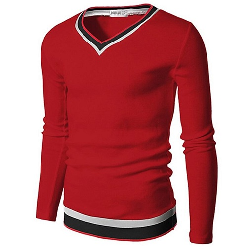 Red Outstanding T-Shirts for Men