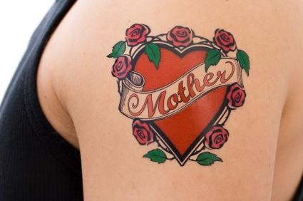 Remembrance banner tattoo