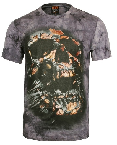 Scary Printed T-Shirts for Boys