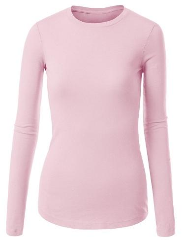 Sensational Plain T-Shirt for Females
