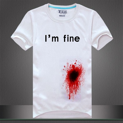 Short Sleeve Funny T-Shirt