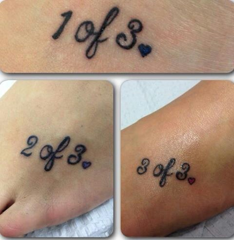 Sisterly Love Tattoos
