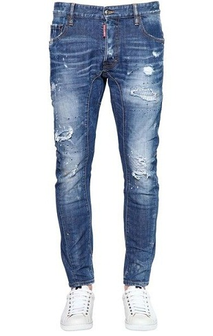 Sparkling DKNY Jeans for Boys