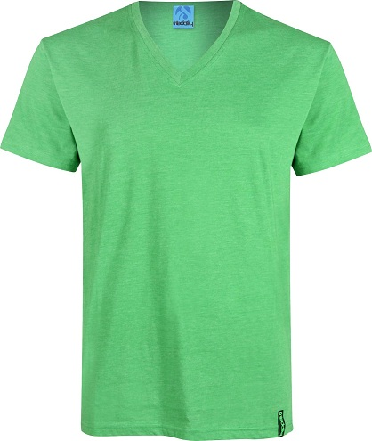 Startling Green T-Shirt for Men