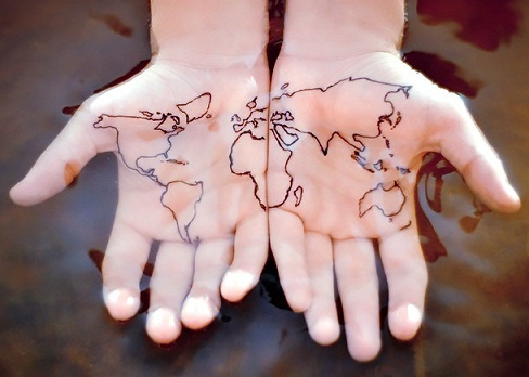 9 Best World Map Tattoo Designs, Ideas And Meaning For Adventurers