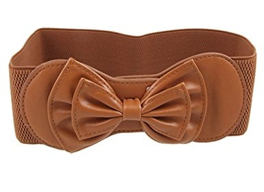 Stretch Belt with Butterfly Hook
