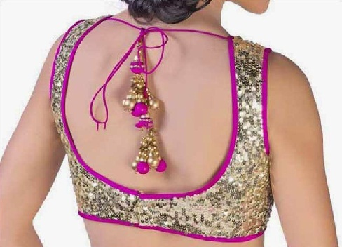 45 Fabulous Collection Of Blouse Designs For Different Sarees
