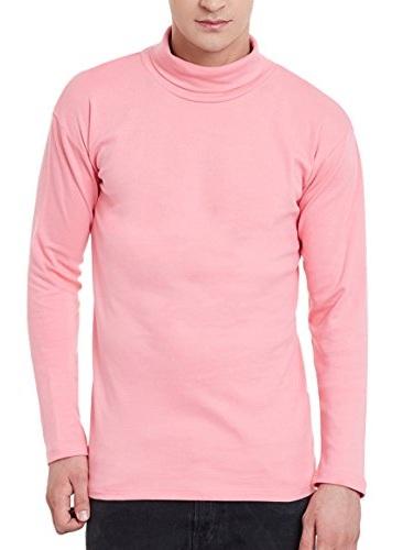Terrific Men's Pink T-Shirt