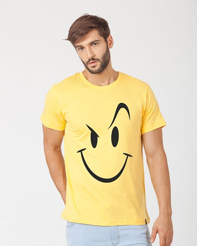Thrilling Printed T-Shirts for Boys