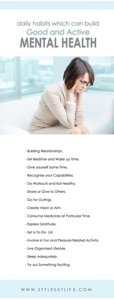 tips for mental health