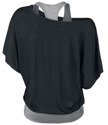 Two Layer T-Shirt for Women