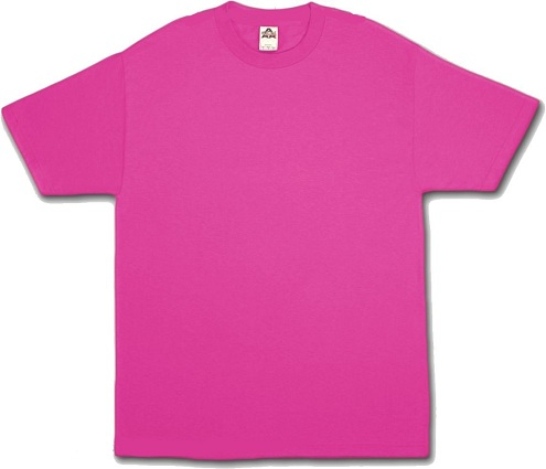 Vibrant Pink T-Shirts for Women