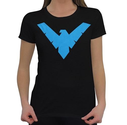 Woman Batsman T-Shirt