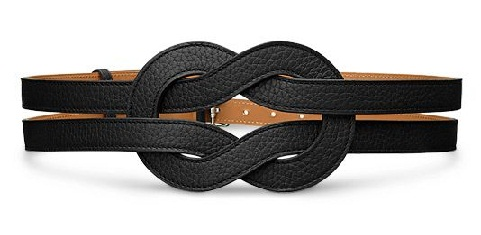 Dual Mix Women's Hermes Belt