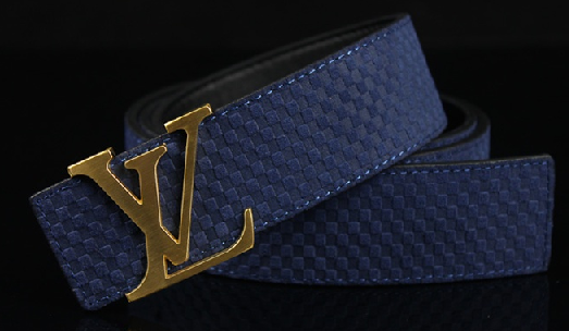 Embossed Fabric Belt