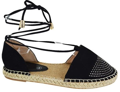 Espadrilles Strap Sandals