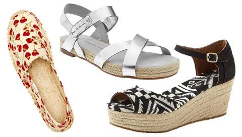 Espadrilles Summer Sandal
