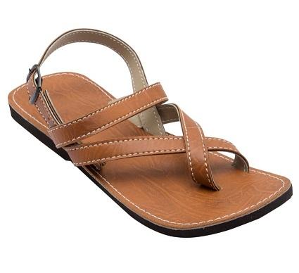 Front Back Slip-on Sandals for Men