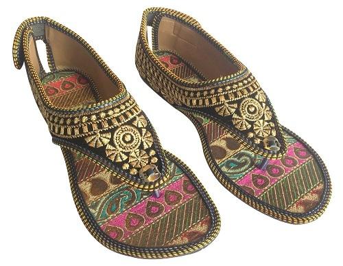 Jaipuri Strappy Sandals