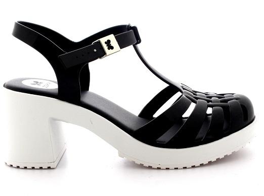 Women's and Men's Modernized Rubber Sandals