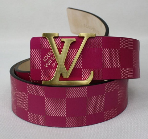 Pink Panther Belt Design