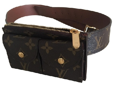 Pouch Belt Design