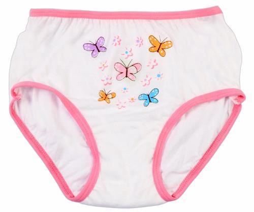 Printed Baby Panties