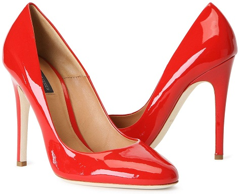 Stilettos Red Summer Sandal