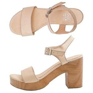 Wooden Block Heel Sandal for Women