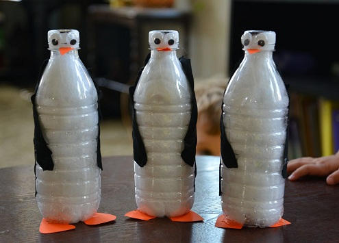 20 amazing bottle craft ideas with waste plastic styles for Craft using waste bottles