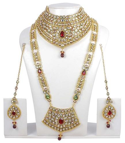 Bridal 40 Grams Necklace