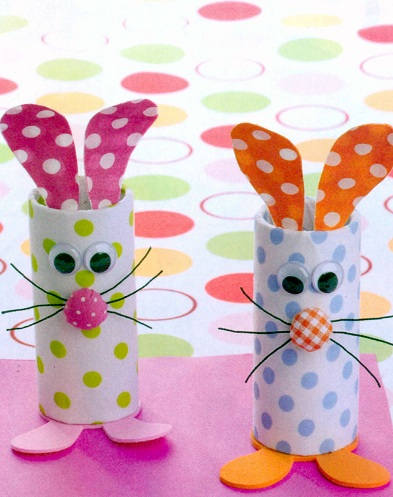 Bunny Pencil Holders