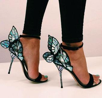Butterfly Designer Sandals