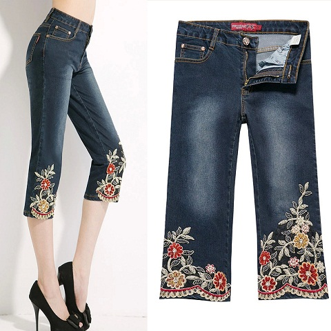 Capri Jeans for Women