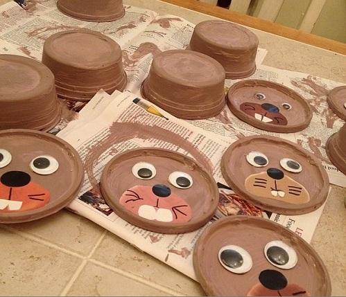 Circle Beaver Craft Design