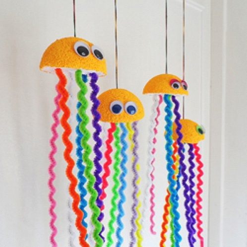 9 Amazing Sea Animal Crafts For Kids And Preschoolers Styles At Life