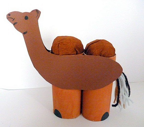 Conventional Camel Crafts