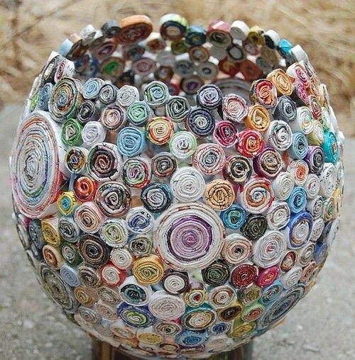 DIY Designer Bowls