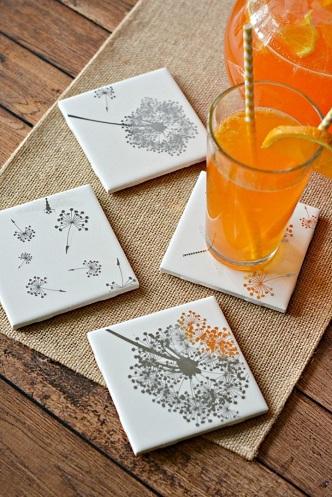 Designer Coasters