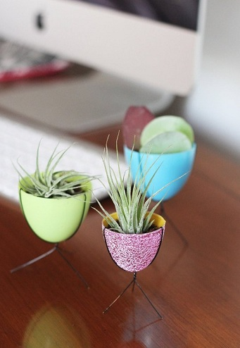 Easter Egg Small Eggshell Crafts
