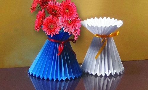 25 Simple Easy Paper Craft Ideas With Images To Make At Home