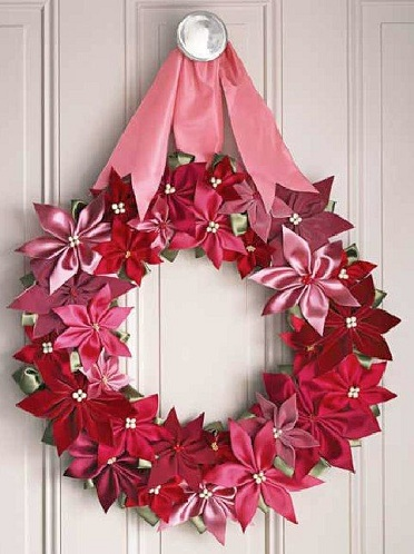 Flower Wreath Craft