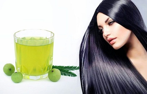 patanjali amla juice for hair