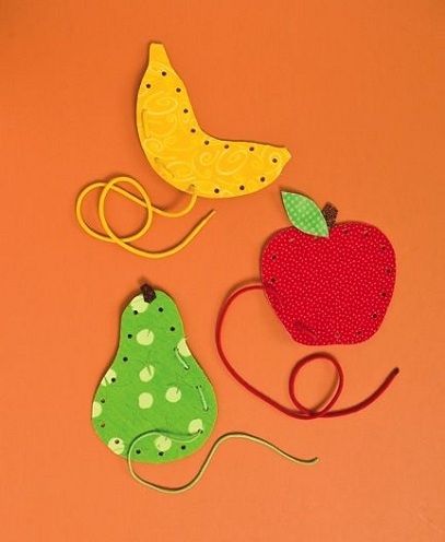 Fruit Lacing Craft