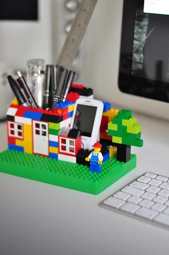 Holder From Lego