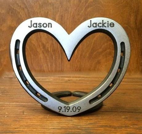 6th wedding anniversary iron gifts