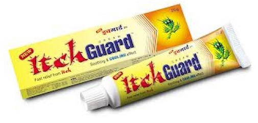 Itch guard-The Best Known Cream